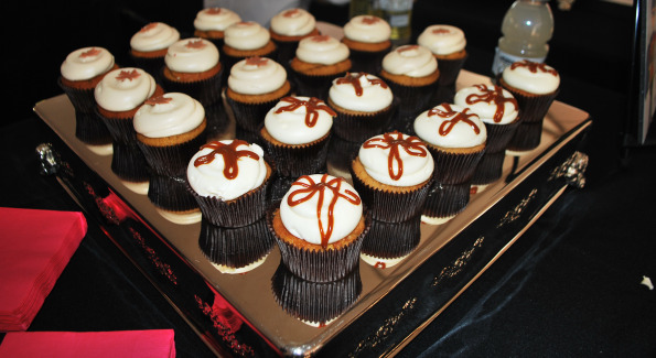 Delicious cupcakes from Georgetown Cupcake. Photo by Roshan Farazad.