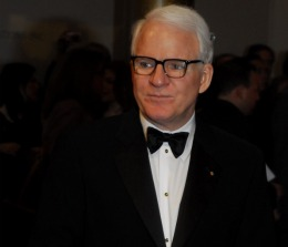 Actor Steve Martin. Photo by Kyle Samperton.