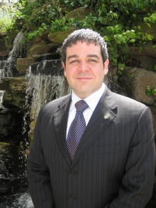 Matt Carroll, Wine Director for 2941.