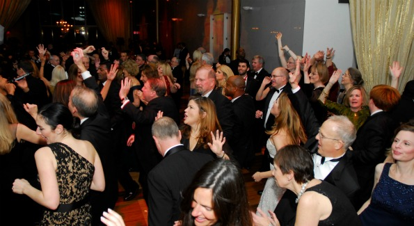 Choral Arts Gala at the Kennedy Center. Photo by Kyle Samperton.