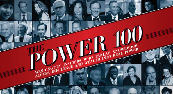 Our 8th annual Power 100 list. (Cover designed by Matt Rippetoe)