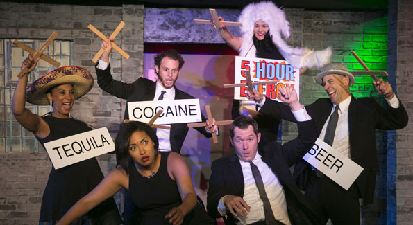 "Second City's ""America All Better!"" has been extended at Woolly Mammoth. (Photo xxxxxxxxxxx)"
