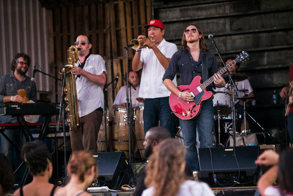 Funk Ark (Photo by Dakota Fine)