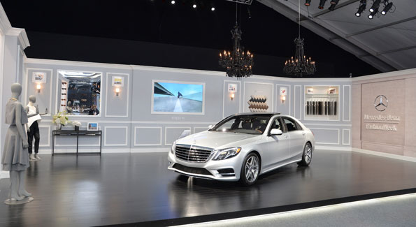 Photo by Mike Coppola/Getty Images for Mercedes-Benz