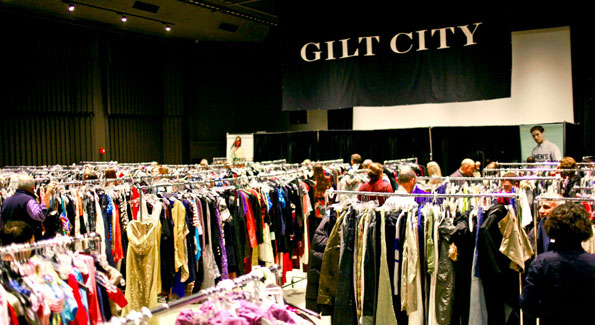 Gilt City Warehouse Sale (Courtesy Photo)