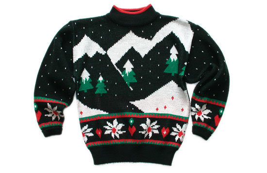 Ugly Sweater Shop (Photo by TheUglySweaterShop via Flickr)