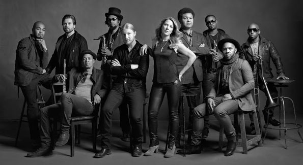 Tedeschi Trucks Band (Photo courtesy Mark Seliger)