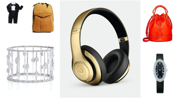 Check our selection of luxury gifts for everyone on your list. (Courtesy photos)