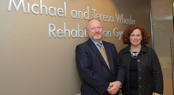 Michael and Teresa Wheeler