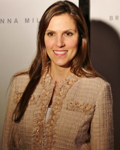 "Taya Kyle at the D.C. premiere of ""American Sniper."" (Photo by Brendan Kownacki)"