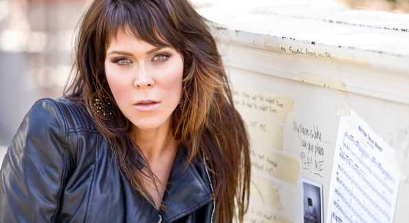 Beth Hart appears March 2nd and 3rd at The Birchmere (photo by Greg Watterman)