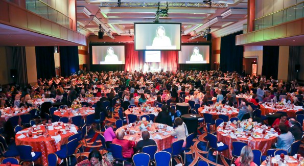 The 2014 MS Women on the Move Luncheon at the Marriott Wardman Park Hotel. (Photo by Tony Powell)