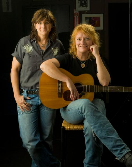 "Amy Ray (L) and Emily Saliers have a new record out, ""One Lost Day"" (Photo Courtesy of The Indigo Girls)"