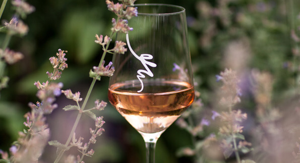Rosé wine pairs with just about anything--even Thanksgiving turkey. Courtesy photo.