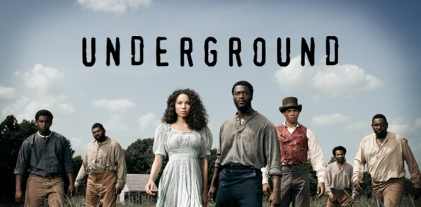 "Aldis Hodge stars in ""Underground."" Image courtesy WGN."