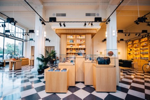 Shinola DC Flagship by Joy Asico
