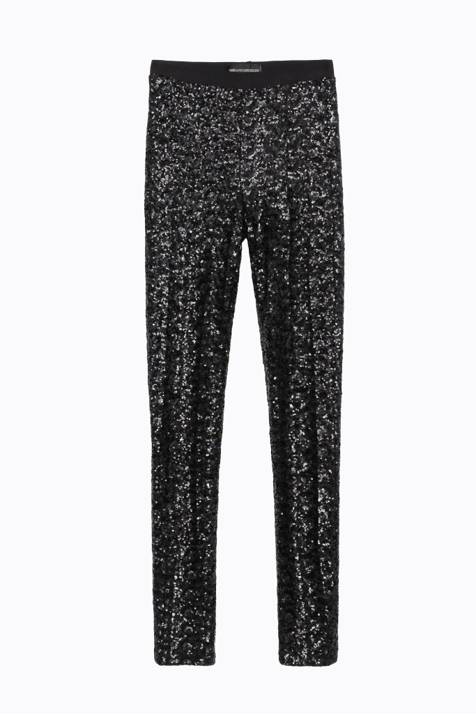 zadig and voltaire leggings