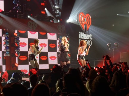 Q102 Philly Jingle Ball 2014