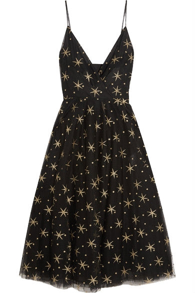 valentino-glittered-embroidered-tulle-dress
