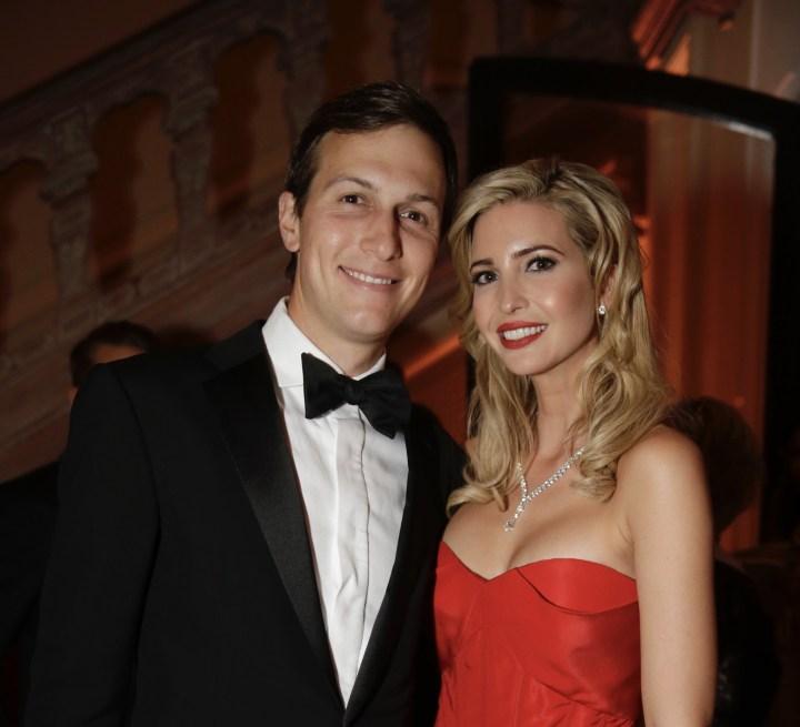 Jared Kushner & Ivanka Trump