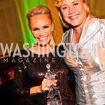 Photo by Tony Powell. Kristin Chenoweth, Senator Mary Landrieu. Angels in Adoption Gala. Reagan Building. October 6, 2010