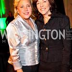 Photo by Tony Powell. Senators Mary Landrieu, Maria Cantwell. Angels in Adoption Gala. Reagan Building. October 6, 2010