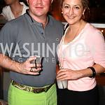 Matt Donahue, Elizabeth Hogan