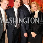 Photo by Alfredo Flores. Emerson Bruns Scoti Darling Walt Steimel Helga Thomas . An International Evening of Excellence In Honor of Global Kids in D.C. at the Residence of the French Ambassa ...