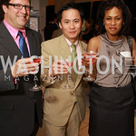 David Jung, Julian Chun, Jeanine Jones