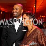 Jason Turner and Stacie Turner. Alvin Ailey Gala. The Kennedy Center. February 2, 2010. photos by Tony Powell