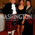 Tom McKnight, Anna Dzvonik, Marion Sabety, Tartan Ball, November 13, 2010, Kyle Samperton