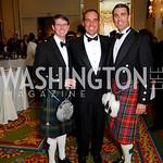 J.B. Meek, David Wiley, T.J. Holland, Tartan Ball, November 13, 2010, Kyle Samperton