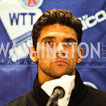 Photo by Tony Powell. Mark Philippoussis. WTT VIP Reception with Elton John. Bender Arena. November 15, 2010