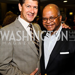 Photo by Tony Powell. Lyndon Boozer, Riley Temple. WTT VIP Reception with Elton John. Bender Arena. November 15, 2010