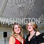 Photo by Tony Powell. Heather McQuaig, Audrey Shayo. Wings of Hope Gala. Trump Golf Club. November 6, 2010