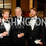 Austin Schaefer,Peter Schaefer,Clayton Schaefer,December 19,2011,Choral Arts Gala,Kyle Samperton