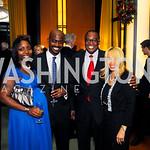 Felicia Archer,Kevin ArcherDerrick Wright,Rosalind Wright,December 19,2011,Choral Arts Gala,Kyle Samperton