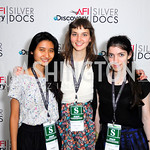 Amanda Lo,Sophia LePage,,Alex Balino,ESPN Party at SilverDocs,June 24,2011,Kyle Samperton