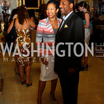 Aradyne Ardister,Robert Caldwell,Events DC Launch Event At SAX Restaurant,June 22,2011,Kyle Samperton