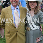Chairman WIll Allison & Miss Rodeo Virginia Dakota Monroa