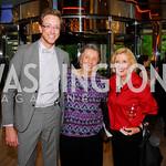 Anthony Hesselius, Lynn Brantley, Nancy Christolini, Grand Opening of Harth Restaurant, April 27, 2011, Kyle Samperton