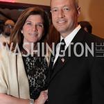 Katie O'Malley, Maryland Governor Martin O'Malley. National Wildlife Federation's 75th Anniversary Gala honoring Robert Redford at Hyatt Regency Capital Hill. Photo by Alfredo Flores. Apri ...
