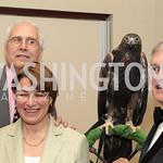 Jayni Chase, Edward Clark. National Wildlife Federation's 75th Anniversary Gala honoring Robert Redford at Hyatt Regency Capital Hill. Photo by Alfredo Flores. April 13, 2011.