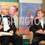 Larry Schweiger, Robert Redford, National Wildlife Federation's 75th Anniversary Gala honoring Robert Redford at Hyatt Regency Capital Hill. Photo by Alfredo Flores. April 13, 2011.