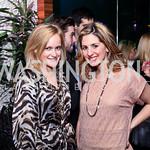 Rebecca Heslin, Marissa Mitrovich. Nigel Barker Book Party. Photo by Tony Powell. Eden. February 24, 2011