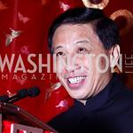 Chinese Ambassador Zhang Yesui. Photo by Tony Powell. Opera Ball. Embassy of China. May 7, 2011