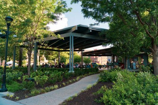 Porch Open - Washington Park