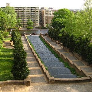 Meridian Hill/Malcolm X Park Fountains