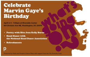 Celebrate Marvin Gaye's Birthday
