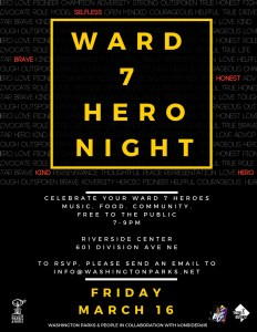Ward 7 Hero Night